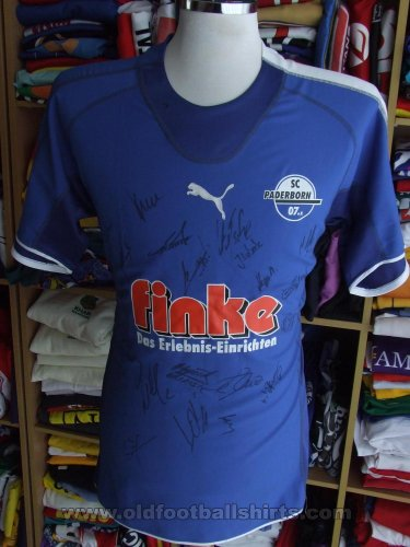 Paderborn Home football shirt 2005 - 2006