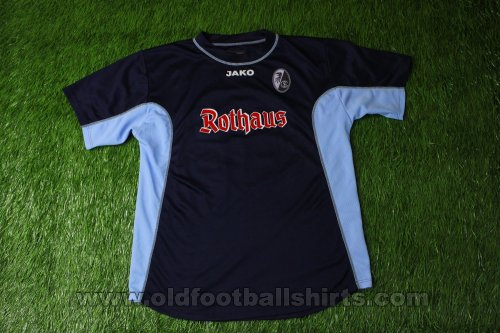 Freiburg Third football shirt 2002 - 2003