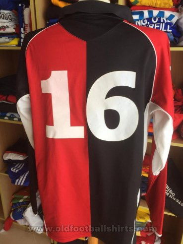 Thame United Home football shirt 2013