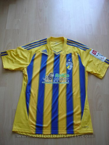 Carl Zeiss Jena Third football shirt 2010 - 2011