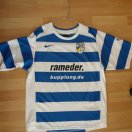 Carl Zeiss Jena football shirt 2007 - 2008