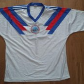 Away football shirt 1992 - 1994
