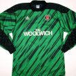 Goalkeeper football shirt 1990 - 1991