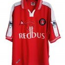 Charlton Athletic football shirt 2000 - 2002