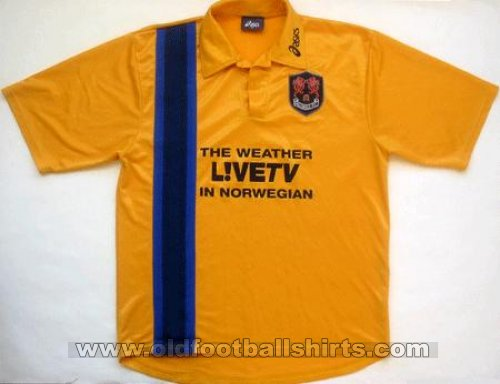 Millwall Third - CLASSIC for sale football shirt 1997 - 1999