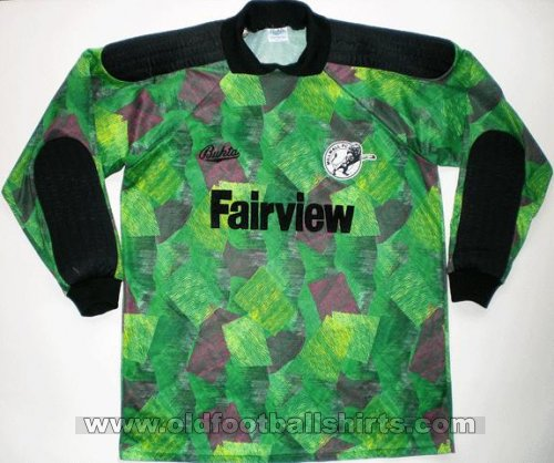 Millwall Goalkeeper - CLASSIC for sale football shirt 1992 - 1993