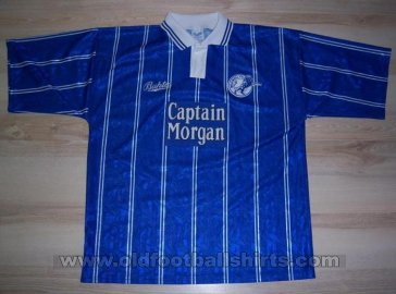 Millwall Local Camiseta de Fútbol 1993 - 1994