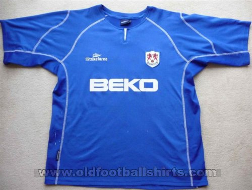 Millwall Thuis  voetbalshirt  2004 - 2005