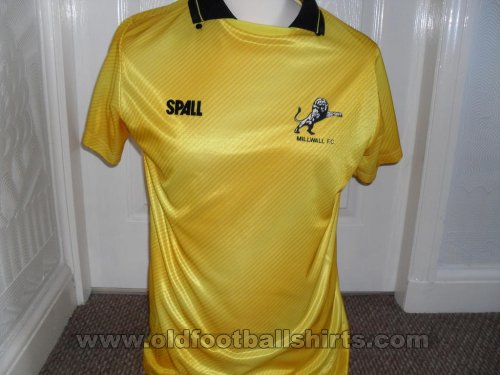 Millwall Away football shirt 1989 - 1990