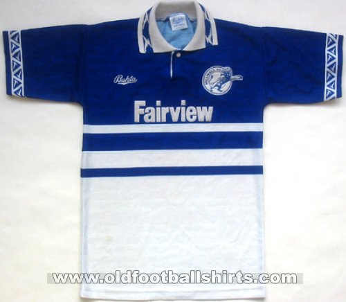 Millwall Thuis  voetbalshirt  1992 - 1993