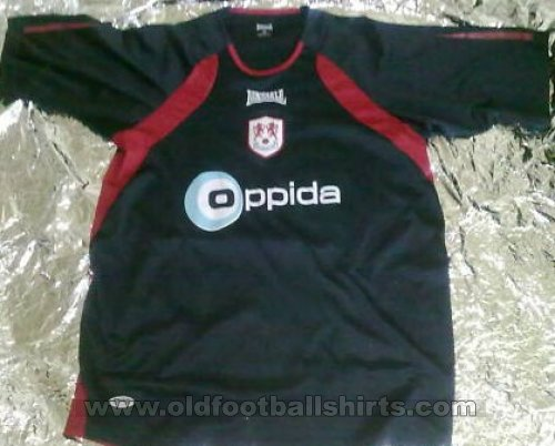 Millwall Away football shirt 2006 - 2007