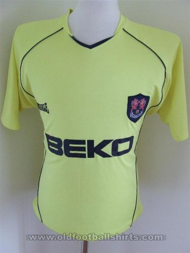 Millwall Away football shirt 2005 - 2006