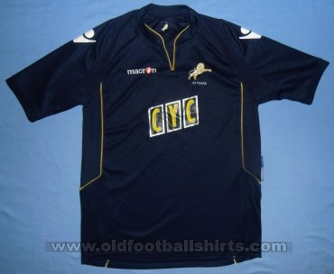 Millwall Home חולצת כדורגל 2010 - 2011