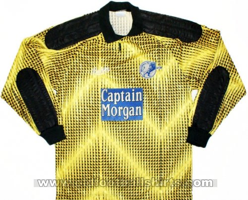 Millwall Goalkeeper football shirt 1993 - 1994