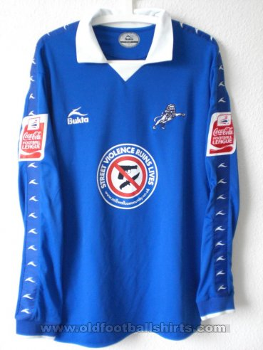 Millwall Special football shirt 2009 - 2010