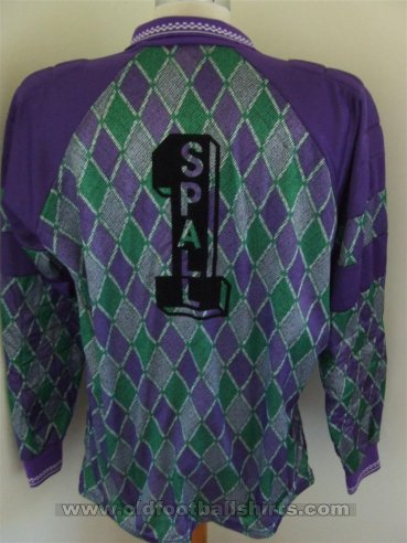 Millwall Goalkeeper football shirt 1989 - 1990