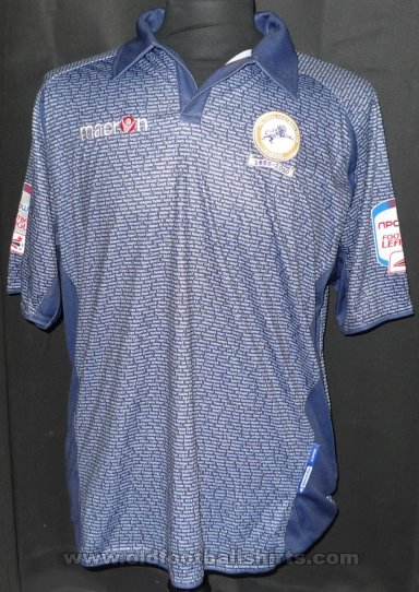 Millwall Special football shirt 2010 - 2011