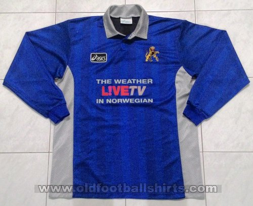 Millwall Local Camiseta de Fútbol 1997 - 1999