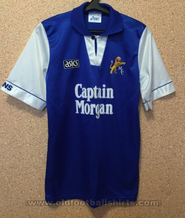 Millwall Local Camiseta de Fútbol 1994 - 1996