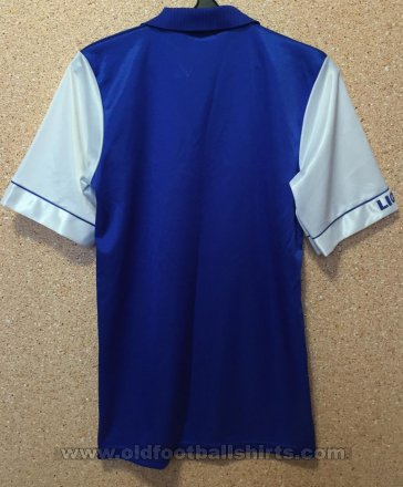 Millwall Home חולצת כדורגל 1994 - 1996