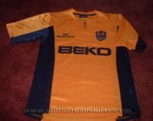 Millwall Away football shirt 2004 - 2005