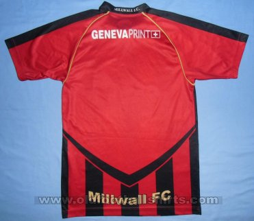 Millwall Away football shirt 2009 - 2010