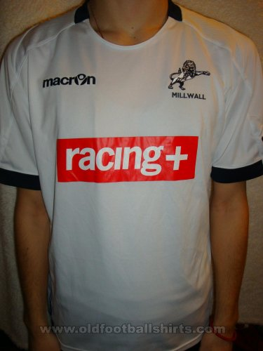Millwall Away football shirt 2011 - 2012