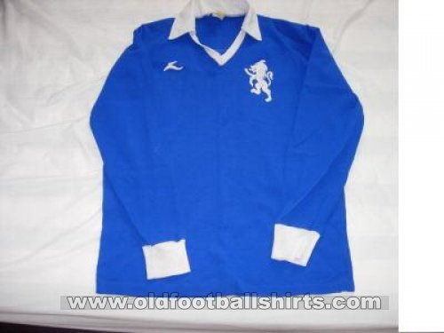 Millwall Home football shirt 1975 - 1977