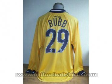 Millwall Away football shirt 1999 - 2000