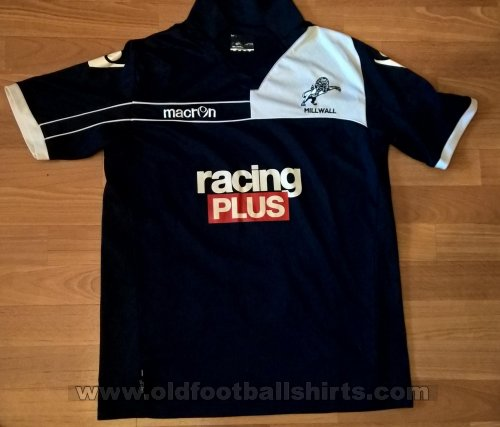 Millwall Home football shirt 2012 - 2013