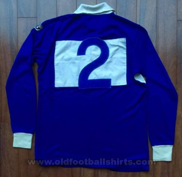 Millwall Home football shirt 1985 - 1986
