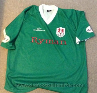 Millwall Special football shirt 2003