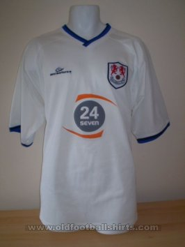 Millwall Away football shirt 2002 - 2003
