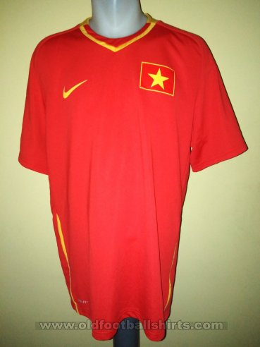 Vietnam Home football shirt 2009