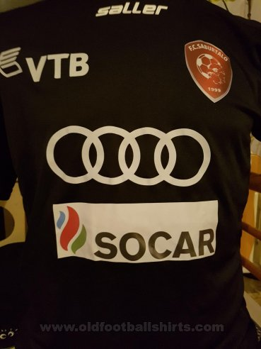FC Saburtalo Away football shirt 2016 - 2017