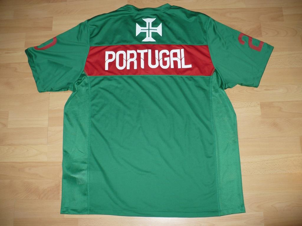 portugal training jersey