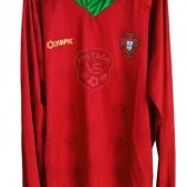 Portugal Home Maillot de foot 1995 - 1996