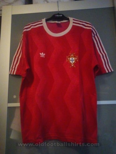 Portugal Home football shirt 1987 - 1988