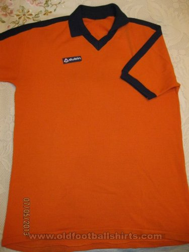 Pistoiese 1921 Home football shirt 1982 - 1983