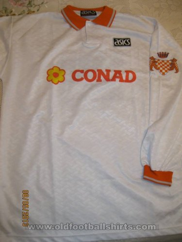 Pistoiese 1921 Away football shirt 1992 - 1993