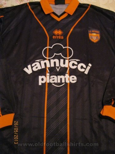 Pistoiese 1921 Third football shirt 1998 - 1999
