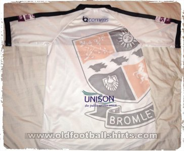 Bromley Special football shirt 2013 - 2014