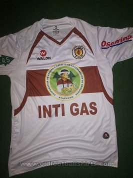 Ayacucho FC Away football shirt 2012 - 2013