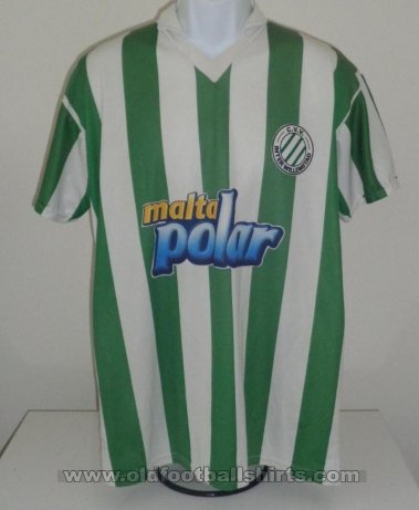Inter Willemstad Home Maillot de foot (unknown year)