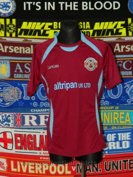 Tuffley Rovers Home football shirt (unknown year)