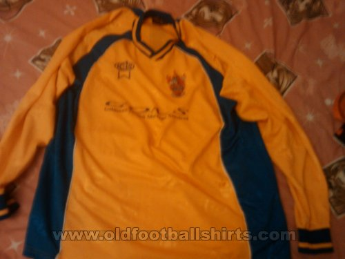 Staines Town Home voetbalshirt  (unknown year)