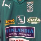 Tampere United voetbalshirt  (unknown year)
