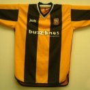 Folkestone Invicta football shirt 2004 - 2006