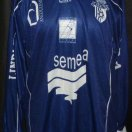 Angoulême Charente football shirt 1995 - 2000