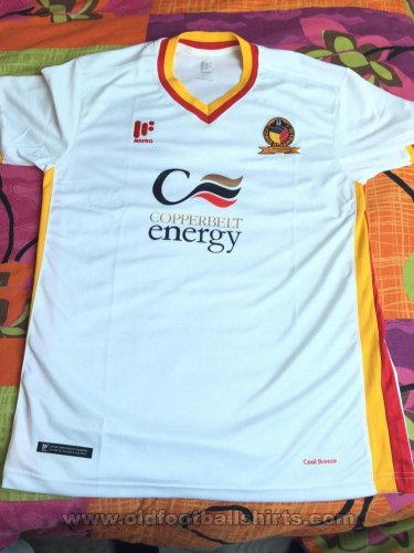 Power Dynamos FC Away football shirt 2017 - 2018